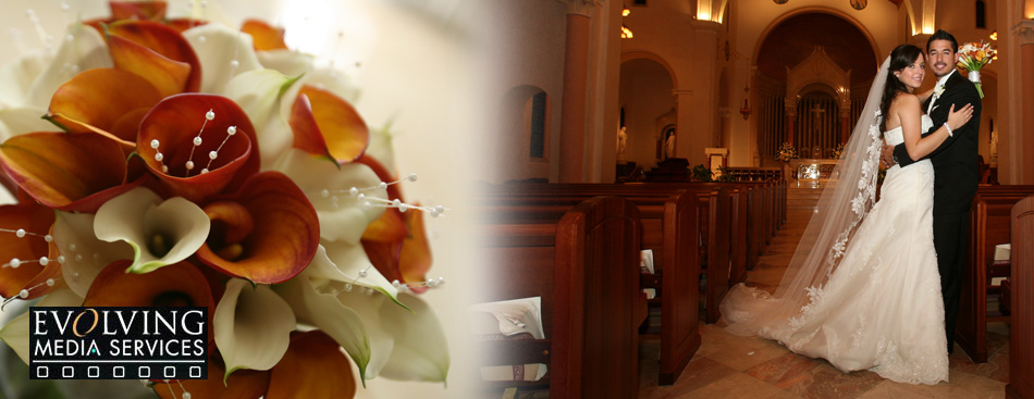 Evolving Media Services - South Florida's choice in wedding cinematography and photography