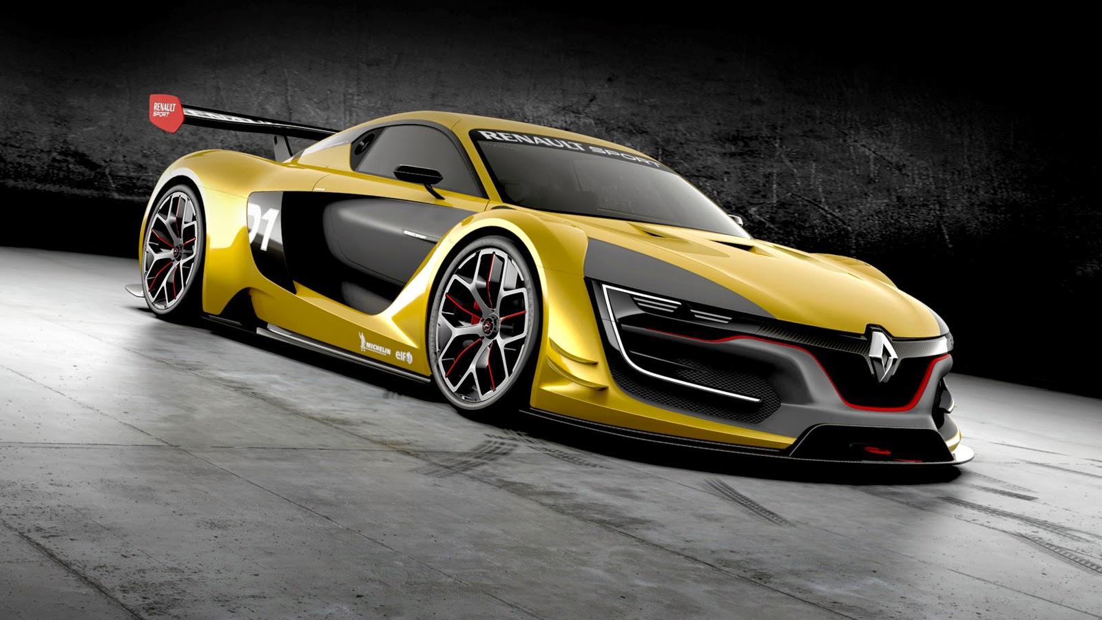 Renault Sport R. S. 01