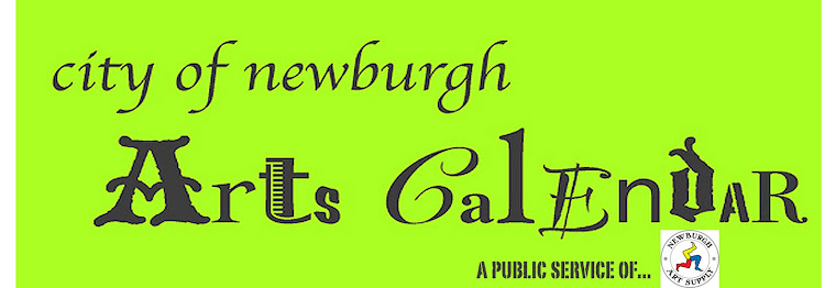 NEWBURGH ART SUPPLY's City of Newburgh Arts Calendar