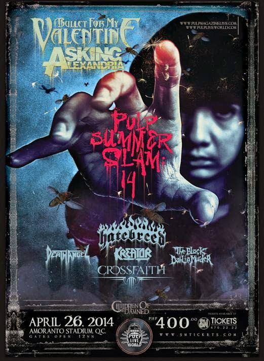 Pulp Summer Slam 14: Children of the Damned