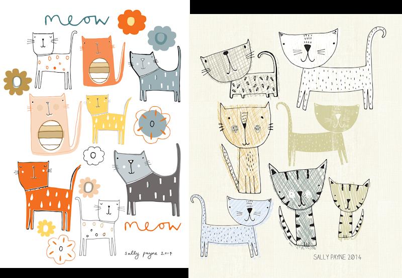 Sally Payne ilustraciones