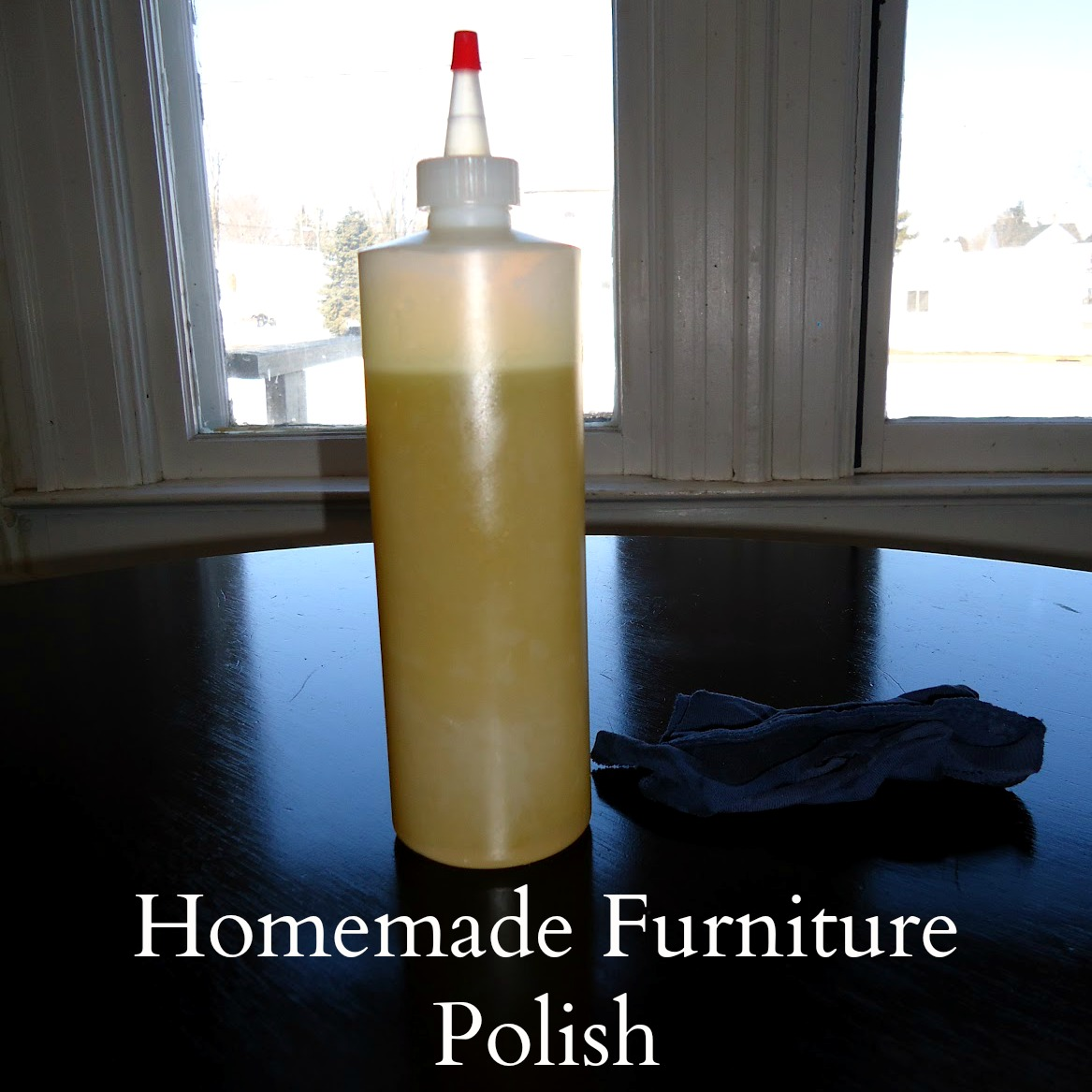 Homemade furniture polish ii for Homemade organic furniture polish