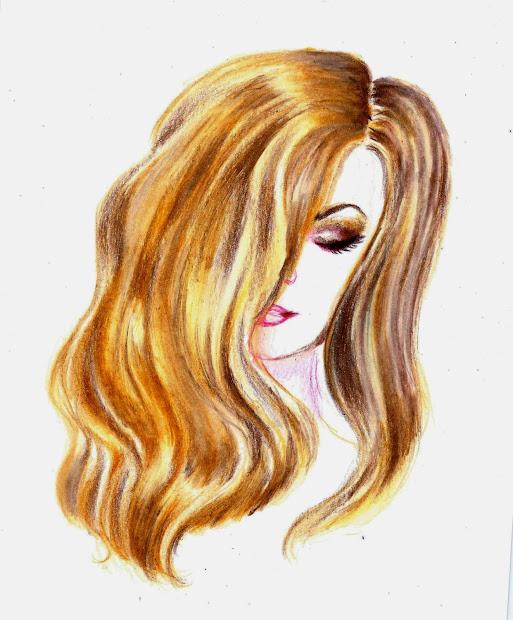 leticia art prismacolour