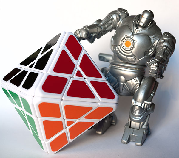 4x4x4 octaedro