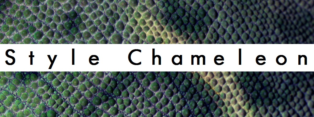 Style Chameleon | Personal style and fashion blog