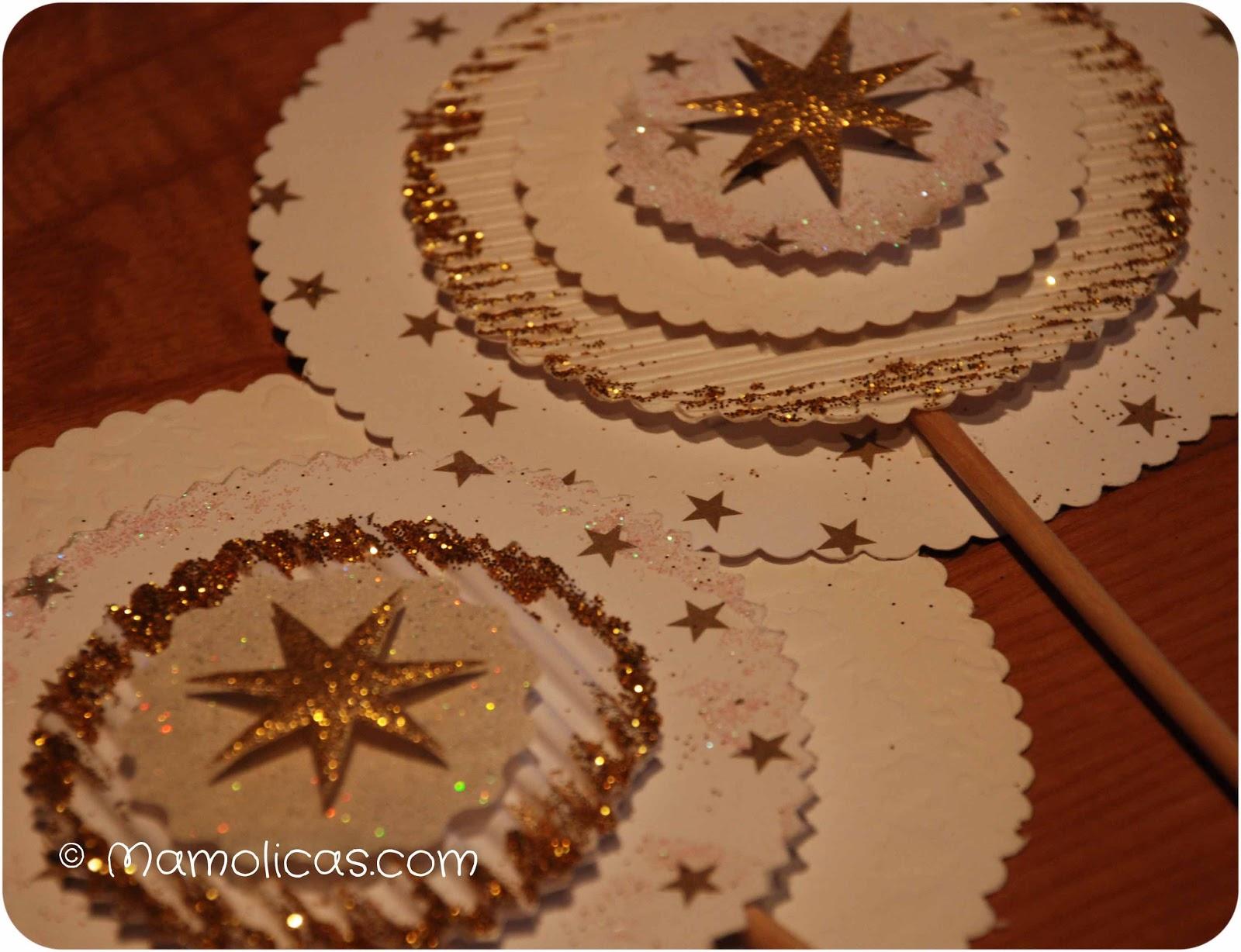 Mamolicas decoraci n navidad mesa dulces nochevieja - Decoracion mesa nochevieja ...
