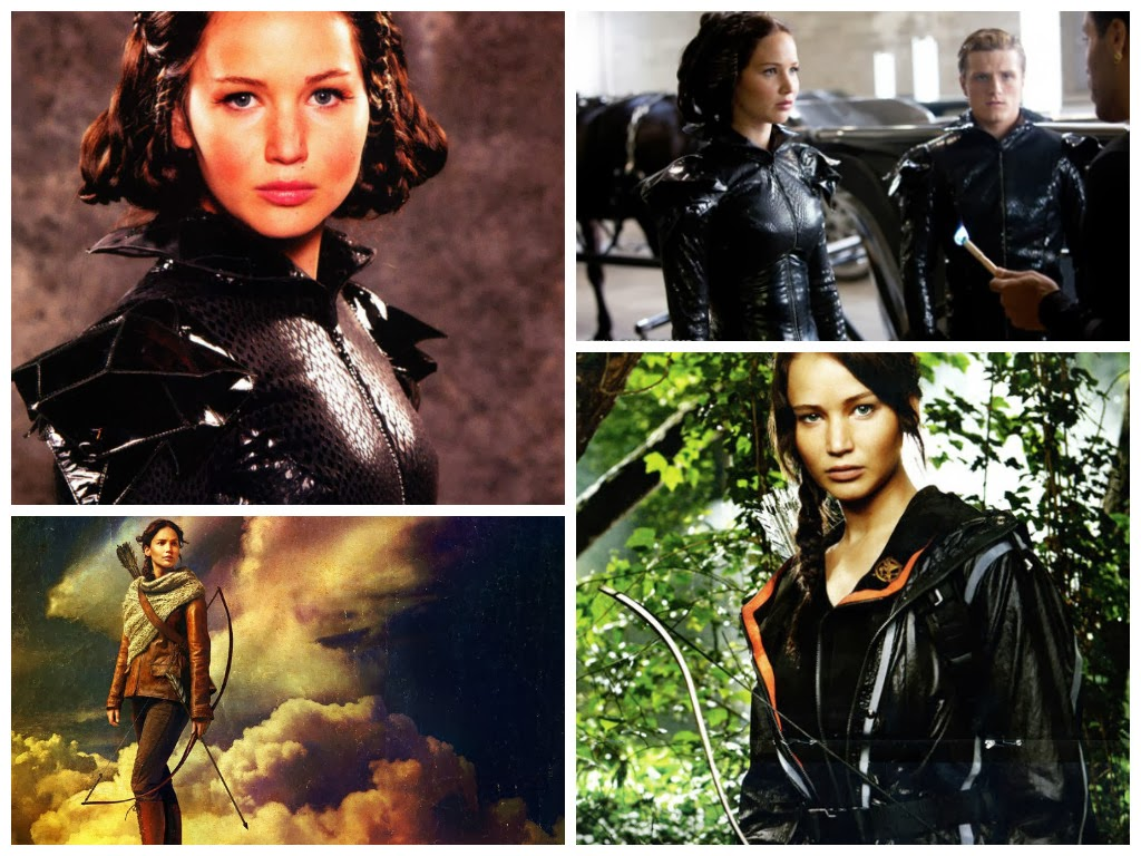 Katnis Everdeen, Hunger Games