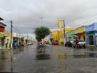 Aesa prevê chuvas isoladas na região do Curimataú no último dia de 2015