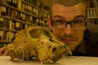 Pat Spain Skull
