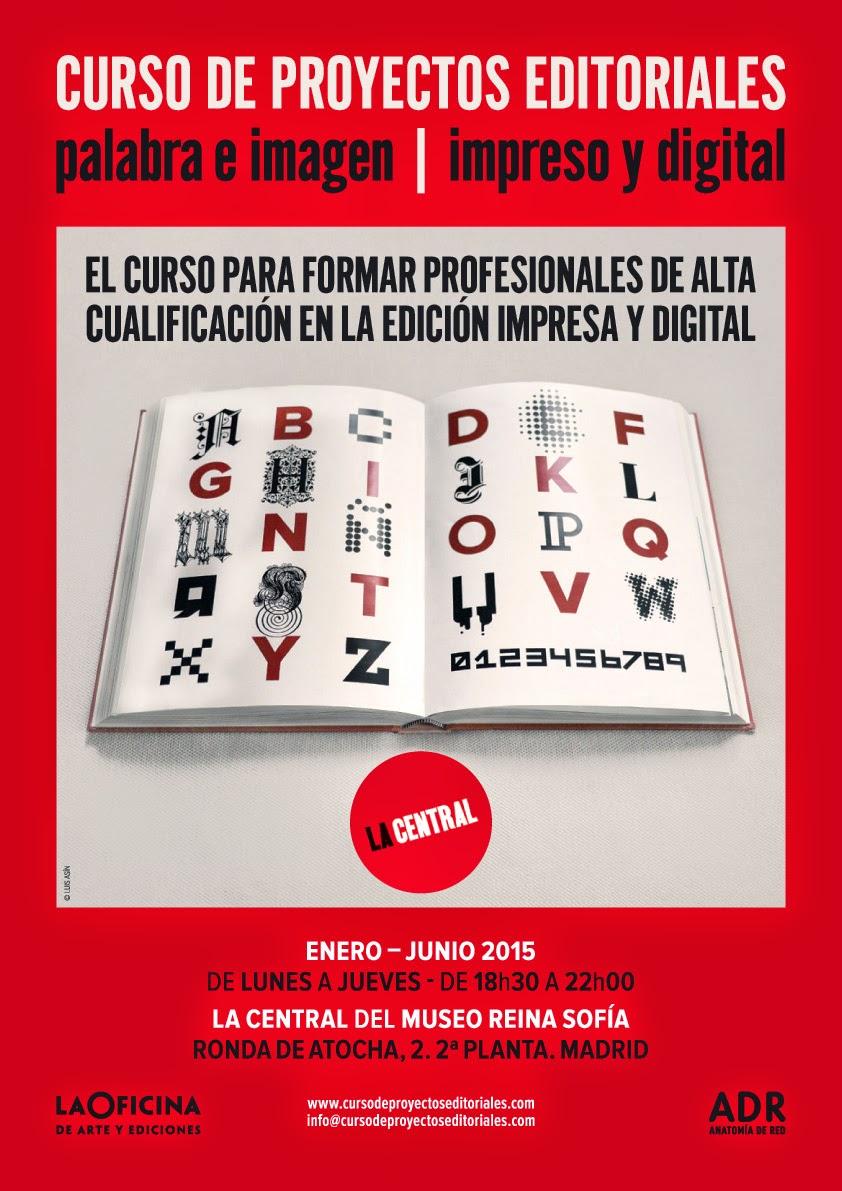 Curso de proyectos editoriales