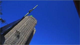 Avistamiento OVNI en Madrid