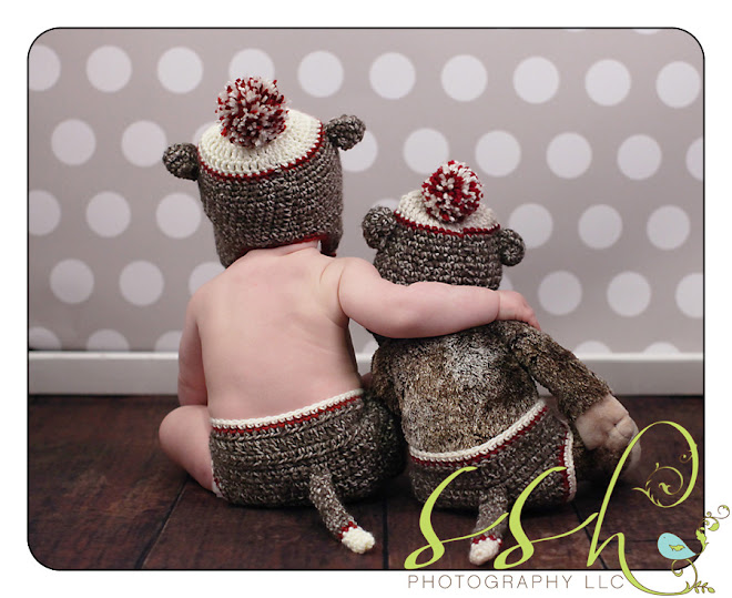 SOCK MONKEY BUDDIES !