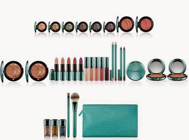 MAC Alluring Aqua Collection Summer 2014