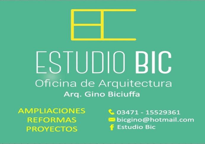 ESPACIO PUBLICITARIO - ESTUDIO BIC
