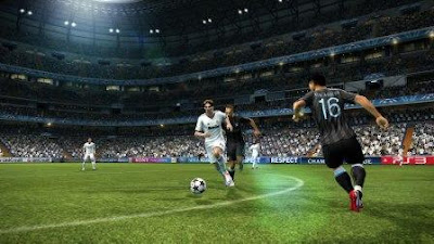 real madrid , manchester city,pes 2012