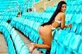 Bela do Esporte Clube Bahia - Fernanda Souza