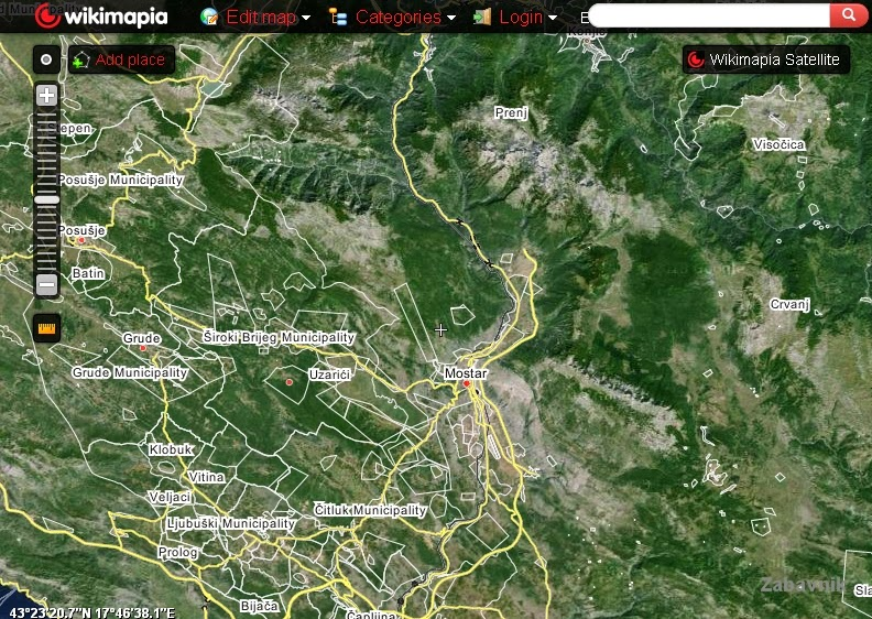 Wikimapia - Let's describe the whole world! | Zabavnik - photo#5