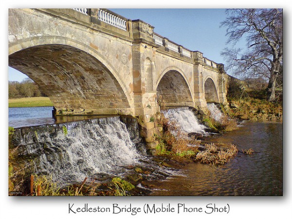 Kedleston Bridge