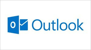 Outlook 2013 logo.