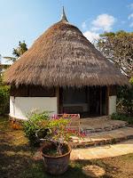 Bamboo hut, Mũ, Bali