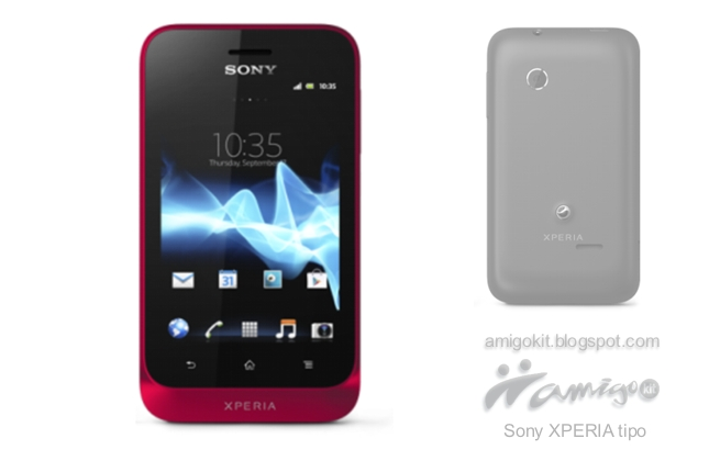 Precio Sony ST21 XPERIA tipo en Amigo Kit de Telcel