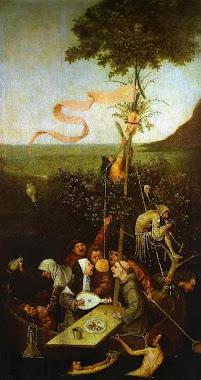 A Nave dos Loucos, de Hieronymus Bosch