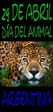 29 de abril-dìa del  animal en  Argentina