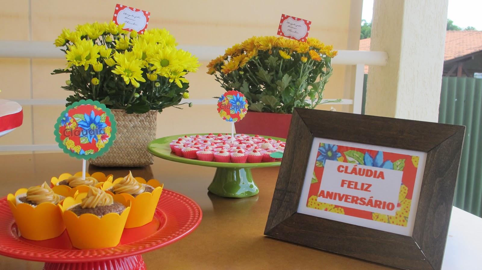 Excepcional Cantinho da Maja: Festa em casa- Churrasco para comemorar Aniversário WM15