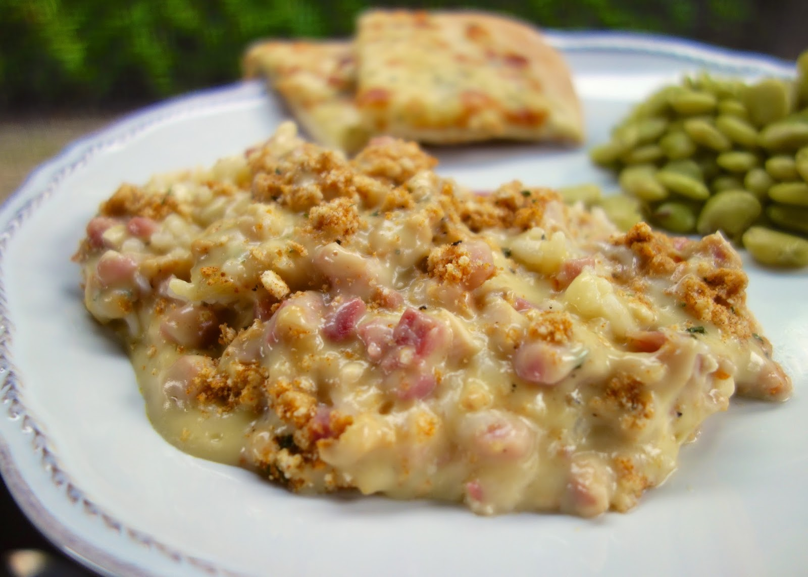 Chicken Cordon Bleu Casserole | Plain Chicken
