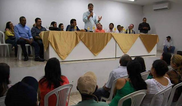 Raul Henry fala da importância da transparência em Panelas-PE