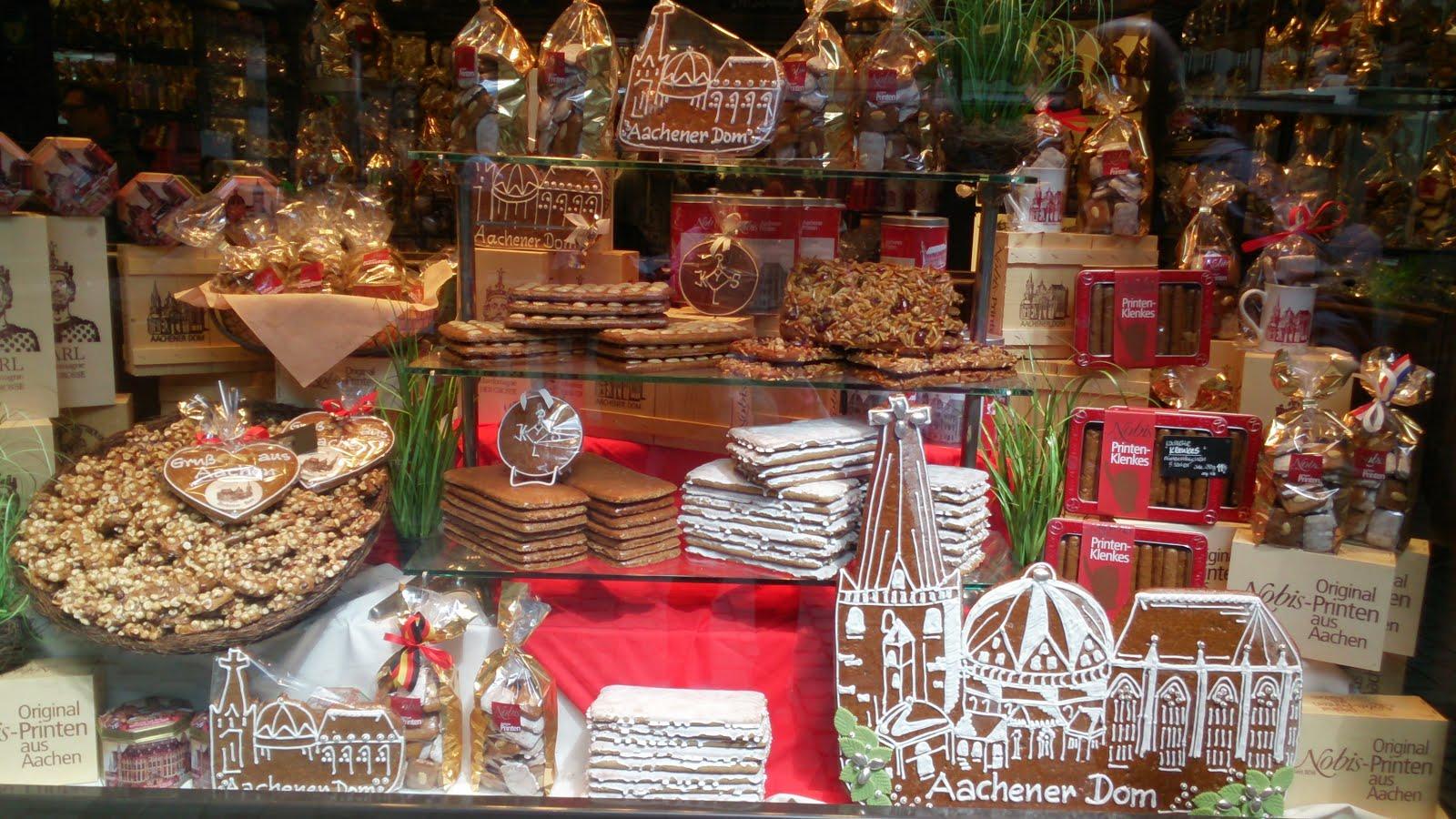 ドイツのおいしいお菓子