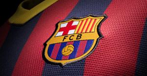 camiseta FC Barcelona escudo Barça
