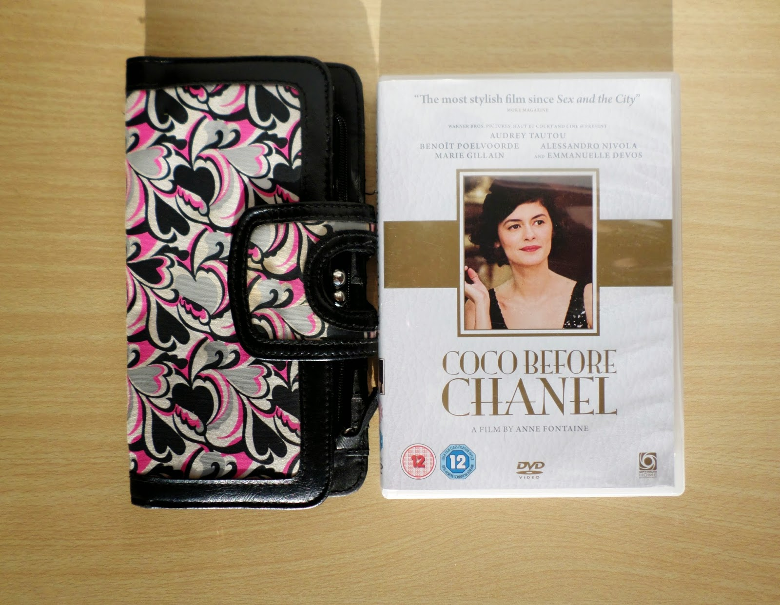 Coco Before Chanel DVD & Purse_Car Boot Buys
