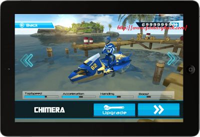 Download Free Game Powerboat Racing 3D Hack (All Versions) Unlimited Coins,Unlock All Upgrade,Unlock All Levels 100% Working and Tested for IOS and Android