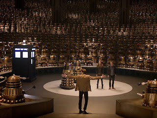 Asylum of the Daleks Doctor Who Saison 7 Episode 1 S07E01
