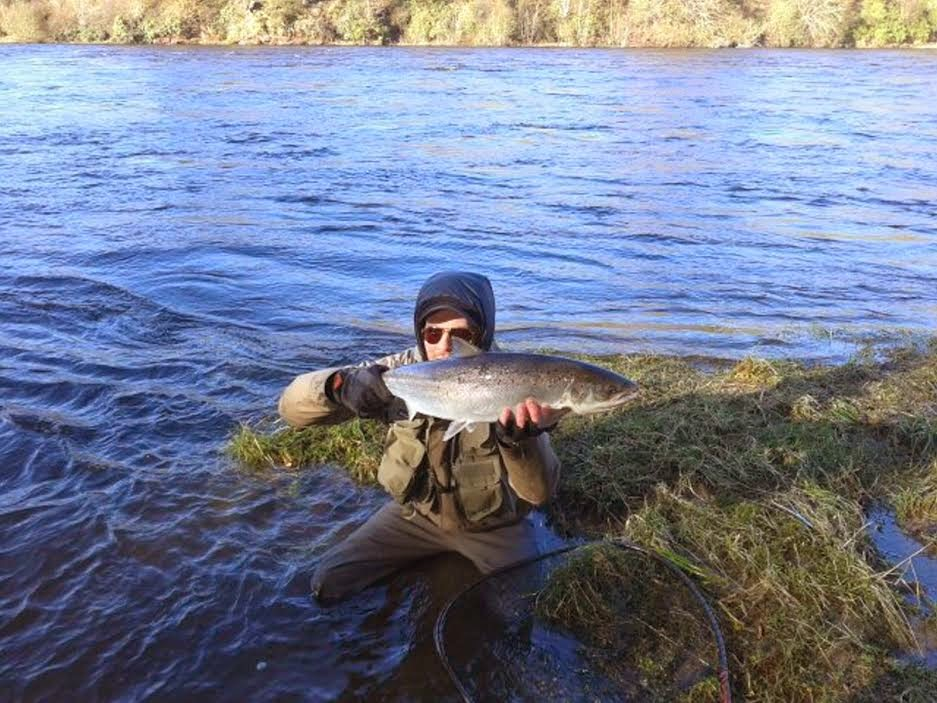 Salmon fishing scotland salmon fishing scotland mighty for Salmon fishing colorado