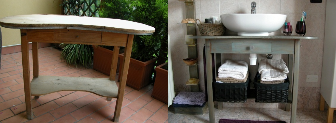Tanti modi per rinnovare un mobile architettura e design a roma - Syntilor rinnova tutto bagno ...