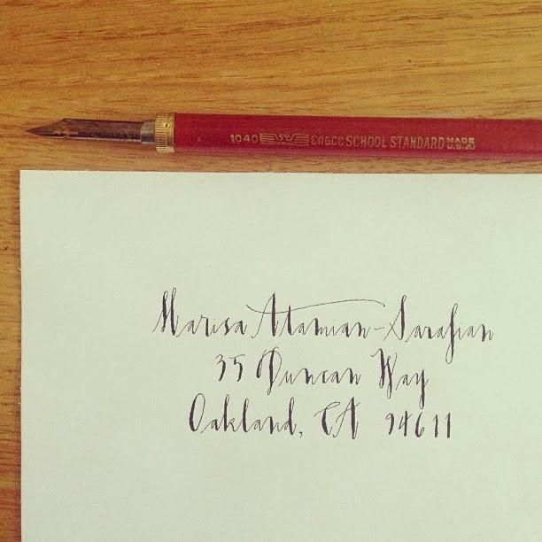 Linea carta custom calligraphy x rubber stamp true love for Linea carta canape plates