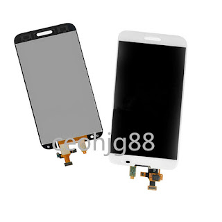 Assembly LCD Display Touch Digitizer Screen For LG Optimus G Pro E980 E985 White