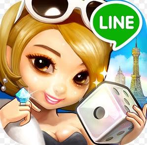 Line Let's Get Rich gratis paling populer 2015