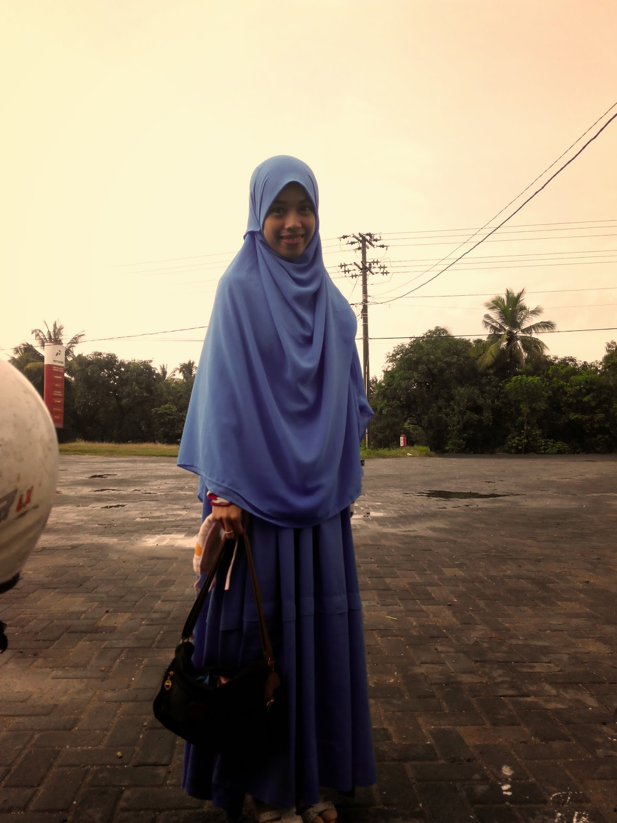Beauty In Syari Memilih Hijab Agar Tampilan Tetap Syari Dan
