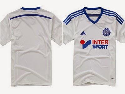 camisetas de futbol Olympique de Marseille nuevas