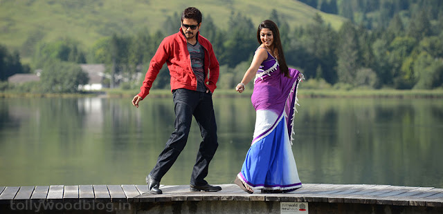 Nagarjuna Nayantara Greekuveerudu Movie