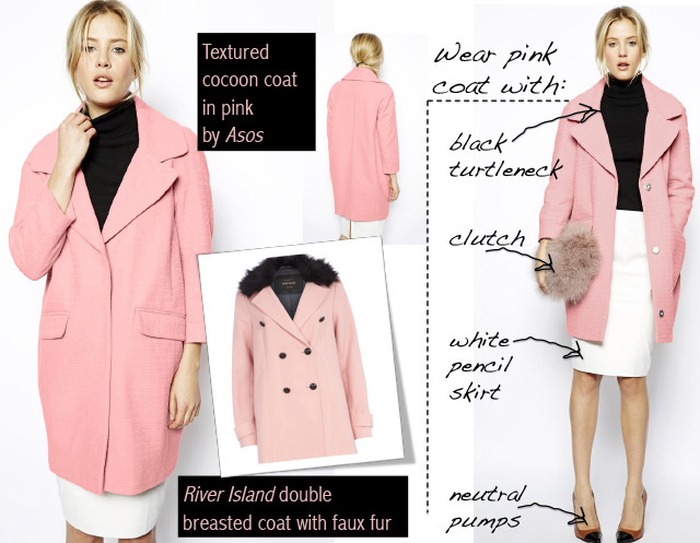 HOW TO WEAR A PASTEL COAT – Fashion Trends and Street Style
