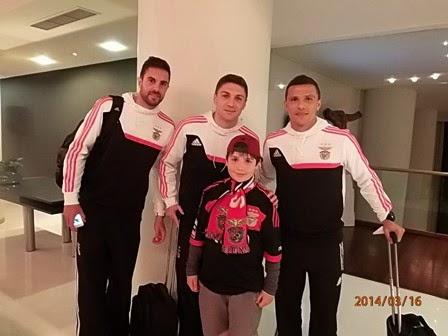 Jardel, Siqueira , Lima e o Alexandre