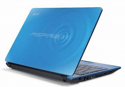 new Acer Aspire One A0722