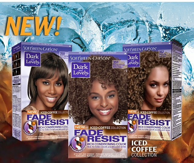 Giveaway Dark And Lovely Iced Coffee Hair Color Collection Closed
