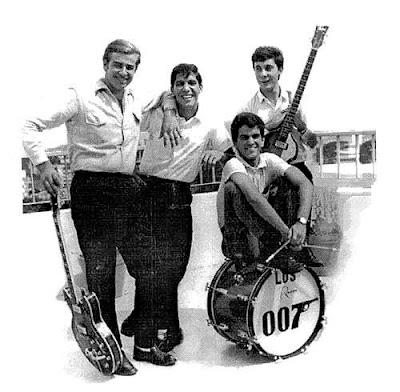 Los 007 - El Ultimo Beso
