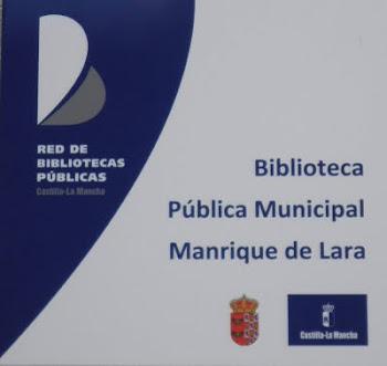 Placa de la Biblioteca