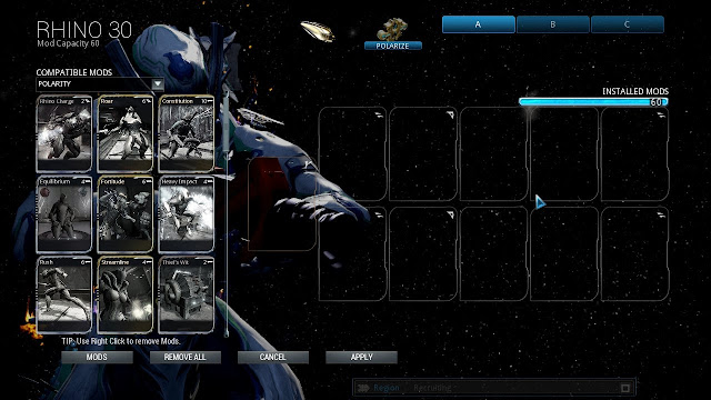 how to get warframe slots without platinum